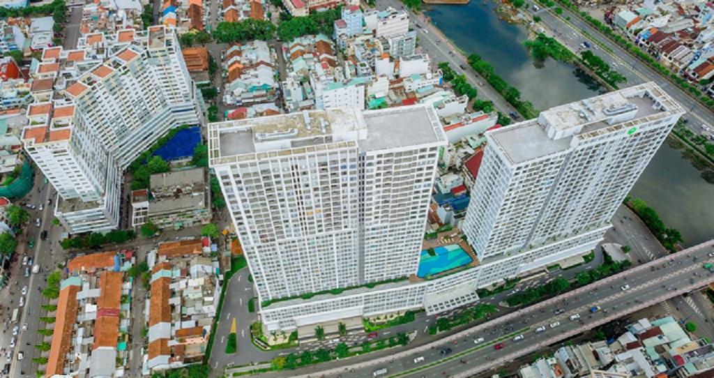 Cho thuê căn hộ River Gate theo ngày