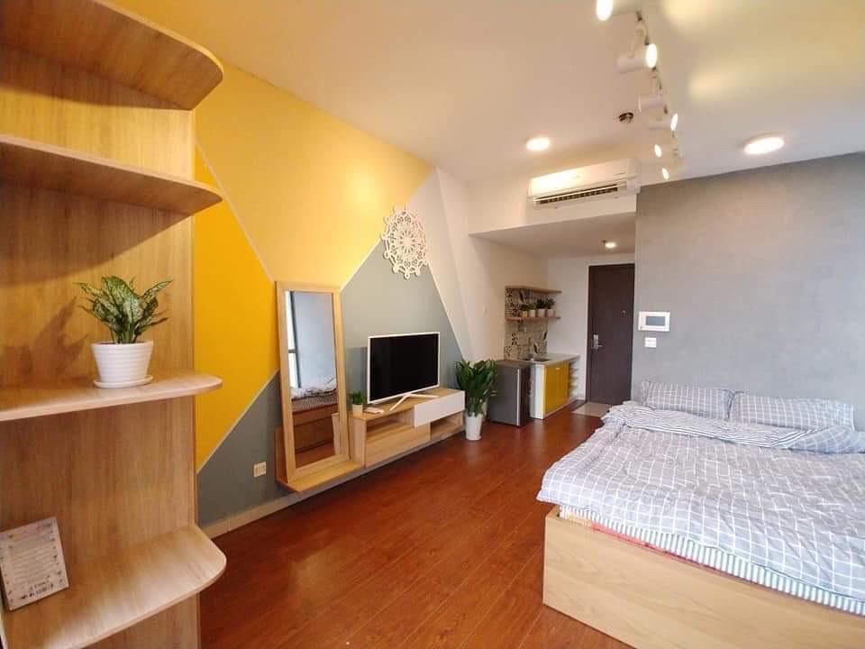Cho thuê căn hộ Rivergate Block B lầu 9